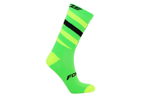 Item # 40601 Spiral Fluo Green- Fluo 2
